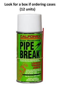 Pipe Break *NO AIR SHIP-GRND ONLY*