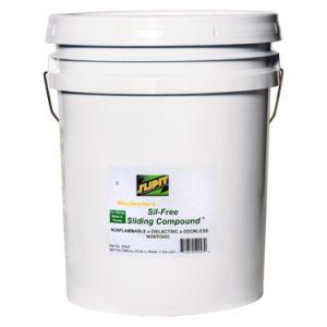 SLIPIT Sil- Free Sliding Compound (5 gallon)