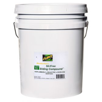 SLIPIT Sil- Free Sliding Compound (5 gallon)