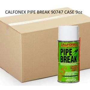 Pipe Break Case *NO AIR SHIP-GRND ONLY*