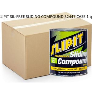 SLIPIT Sil- Free Sliding Compound Case (Quart)