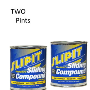 SLIPIT Sliding Compound 16oz 2 UNITS – INCLUDES SHIPPING